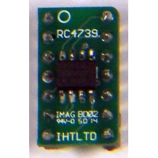 RC4739 uA739 MC1303 Replacement